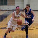 Maumee High School Girls Freshman Basketball falls to Anthony Wayne High School 19-32
