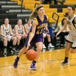 Maumee High School Girls Freshman Basketball falls to Perrysburg High School 23-28