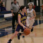 Maumee High School Girls Junior Varsity Basketball beat Lake High School 57-35