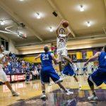 Maumee High School Boys Varsity Basketball falls to Defiance High School 41-51