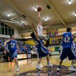 Maumee High School Boys Junior Varsity Basketball falls to Defiance High School 27-46