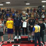 Maumee High School Boys Varsity Wrestling finishes 16th place