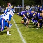 Maumee High School Varsity Football falls to Springfield HS (Holland) 42-7