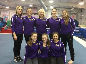 NLL Gymnastics Championships, February 18th
