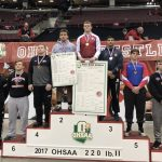 Maumee's Brandon Phillips Takes 2nd Place at Division II State Championships