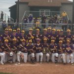 Baseball beats Lexington High School 2-0; Advances to State Semifinals