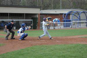 JV Baseball vs. Anthony Wayne, April 19