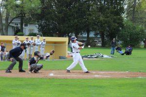 JV Baseball vs. Napoleon, April 21