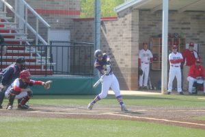 Division II Sectional Baseball vs. Central Catholic, May 10