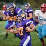 Maumee Varsity Football beats Bowsher 41-8