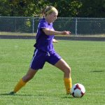 Maumee High School Girls Varsity Soccer falls to Swanton High School 8-2