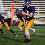 Maumee High School Freshman Football falls to vs Napoleon 32-8