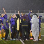 Maumee High School Girls Varsity Soccer beat Napoleon High School 1-0