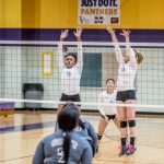 Maumee High School Girls Varsity Volleyball beat vs Scott HS 3-0