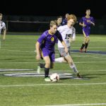 Maumee High School Boys Varsity Soccer beat Bowling Green High School 1-0