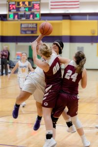 Girls Basketball vs. Genoa – November 24, 2017