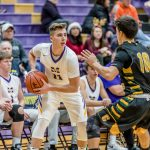Boys Varsity Basketball falls to Clay 79 – 60
