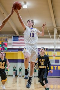 Boys Basketball vs Clay – December 5, 2017