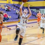 Girls Junior Varsity Basketball falls to Sylvania Southview High School – 41 – 21