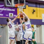Boys Freshman Basketball falls to Clay 48 – 26