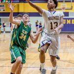 Boys JV Basketball falls to Clay 49 – 40