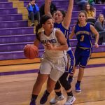 Girls Varsity Basketball beats Northwood 76 – 10