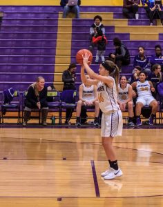 Girls Basketball vs. Northwood – December 14, 2017