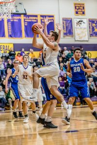 Boys Basketball vs. Defiance – December 19, 2017