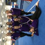 Varsity Gymnastics finishes 4th place at NDA, SUA, Whitmer