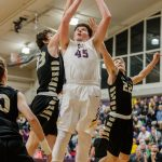Boys Varsity Basketball falls to Perrysburg 48 – 29