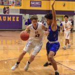 Boys Varsity Basketball falls to Springfield 71 – 44