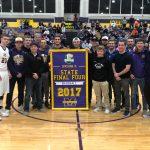 2017 Panther Baseball Team Earns Final Four Banner