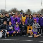 Track finishes 2nd place at Fostoria Boosters Invitational