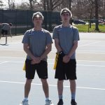 Tennis vs Wauseon, April 20th