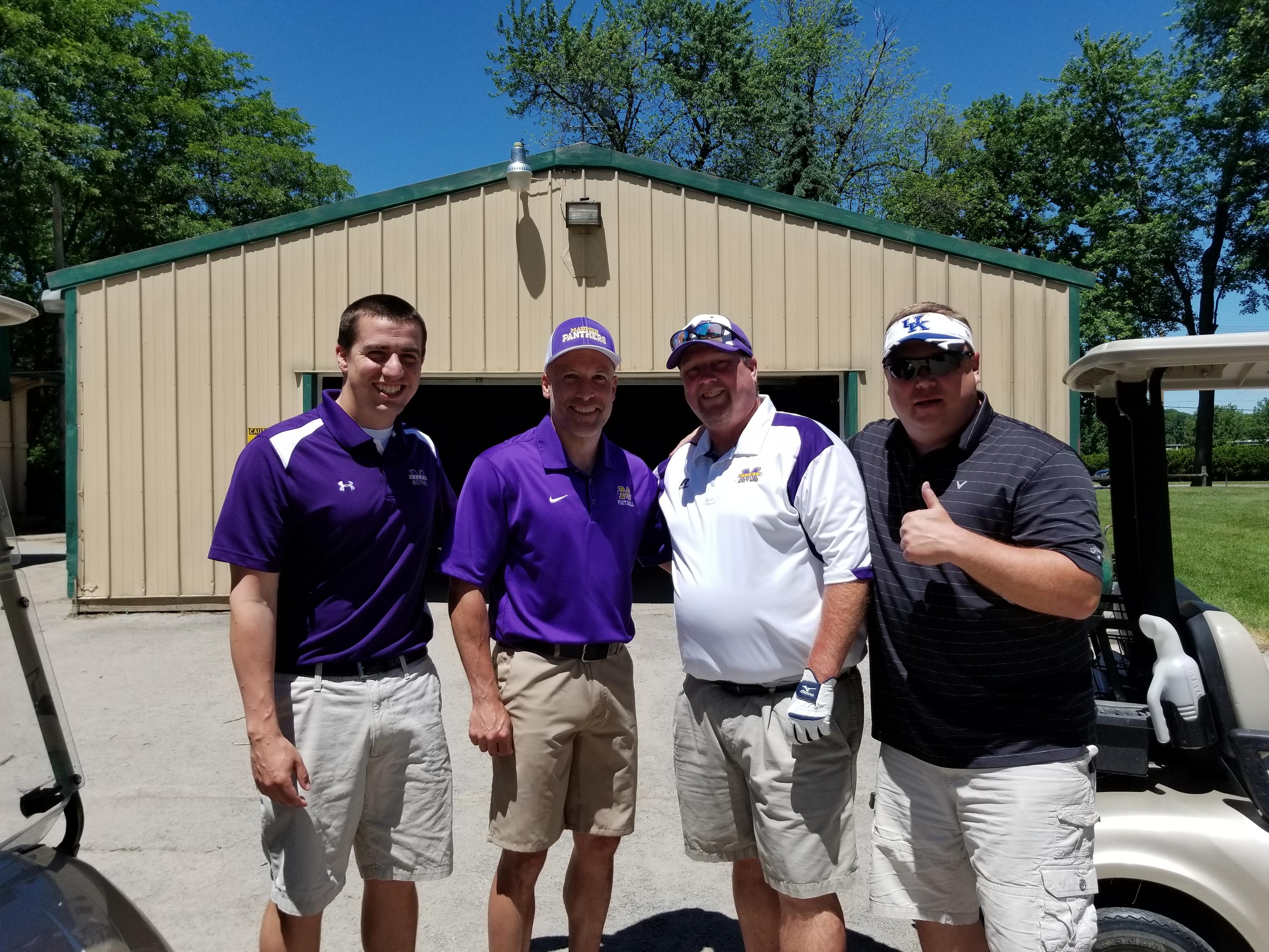 Kazmaier Memorial Scholarship Golf Outing