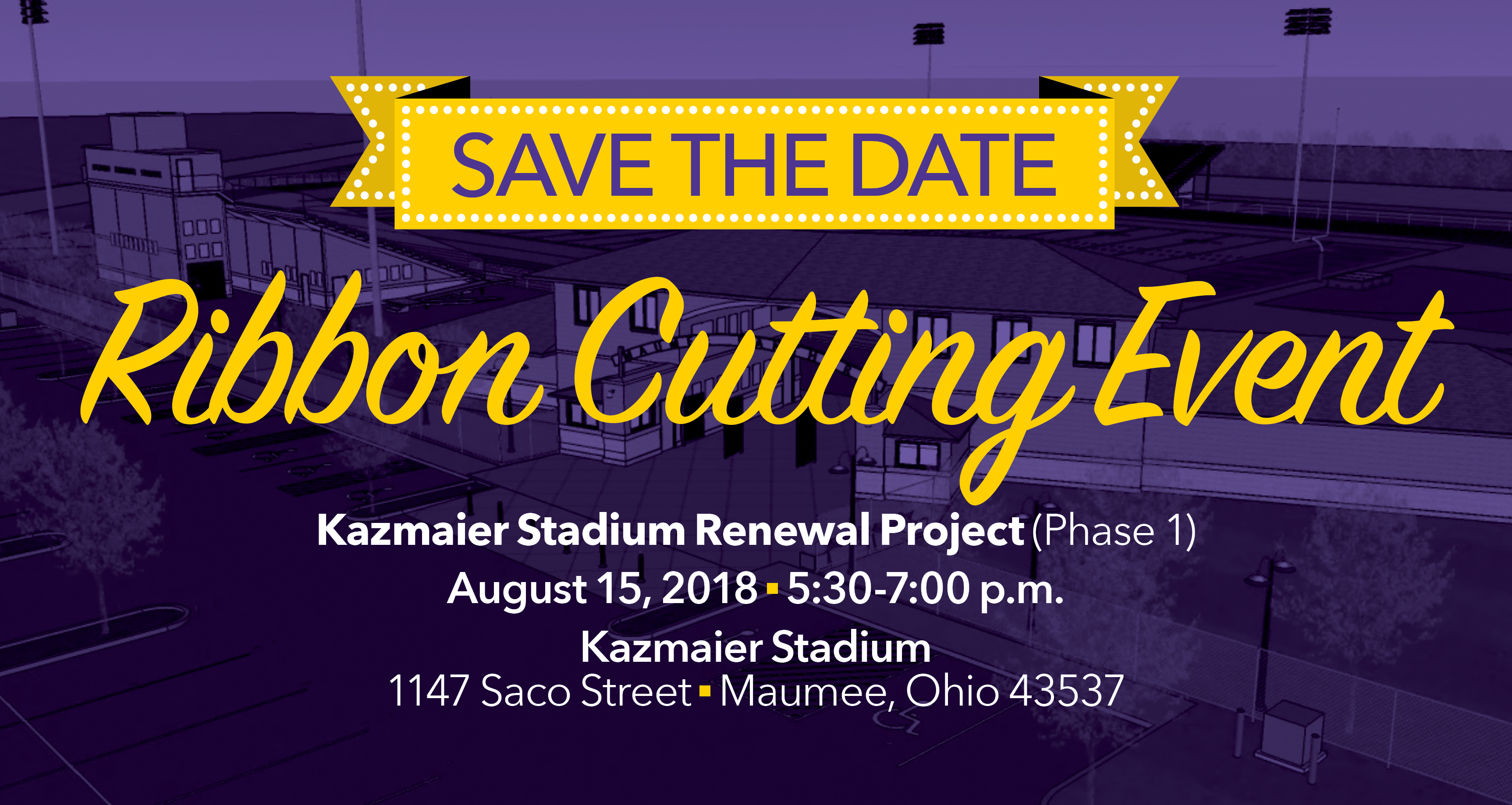 Ribbon Cutting at KAZ