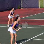 Girls Varsity Tennis versus Bowsher Maumee won 5-0