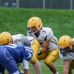 Freshman Football Falls to AW