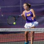Girls varsity Tennis falls to Springfield 4-1
