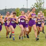 Girls Varsity Cross Country finishes 9th place at Tiger Classic