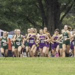 Girls Varsity Cross Country finishes 25th place at Tiffin XC Carnival