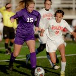 Girls Soccer Advances to District Tournament