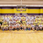 Alumni Basketball Game Opens Winter Season