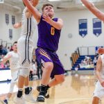 Boys Varsity Basketball beats Lake 59 – 37
