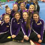 Maumee Gymnastics Finishes 1st Place