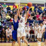 Boys Varsity Basketball falls to Anthony Wayne 59 – 56