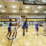 Boys Varsity Basketball falls to Springfield 53 – 47