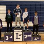 Junior Varsity Wrestling finishes 20th place at John M. Hughes Memorial Wrestling Tournament