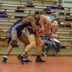 Varsity Wrestling beats E L Bowsher 34 – 27