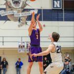 Boys Varsity Basketball falls to Napoleon 48 – 41